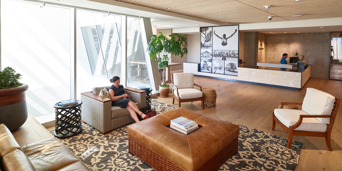 From The Corporate Headquarters For Global Fashion Brand Tommy Bahama To Seattle S Most Innovative Technology Companies 400 Fairview Delivers An Elevated